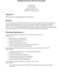 Lpn Nursing Resume Examples Sample Charge Nurse Resume Lpn Nursing ...