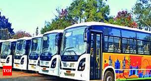 Smart City Bus Service Becomes Operational Today Rates