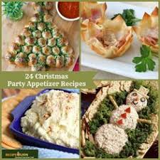 18 Christmas Party Appetizer Recipes