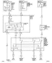 headlight wiring diagram for 2001 dodge durango not lossing wiring dodge ram 1994 2001 2nd generation turn signal hazard and 2002 dodge durango ac diagram 2000 dodge durango engine diagram