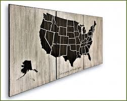 wall art large large carved wood wall art awesome map of united states us art wood