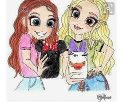 Cute Bff Drawings So Cute Is So Cute Pinterest Bff Drawings And