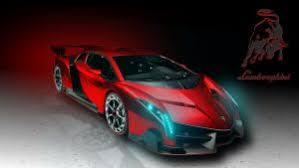 2018 lamborghini wallpaper. Plain 2018 Lamborghini Veneno Red Wide Wallpaper For 2018