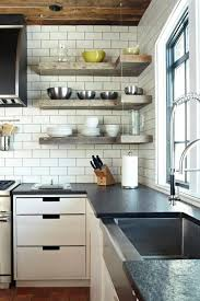 is open shelving right for your kitchen remodel