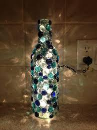 ad creative diy bottle lamps decor ideas 23