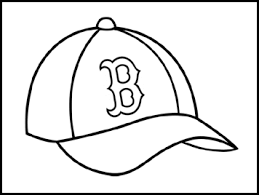 Small Picture Red Sox Coloring Page Coloring Home