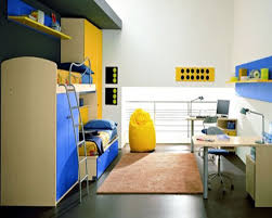 Small Kids Bedroom Designs Scenic Boys Bedroom Design Ideas With Double Beds Radioritascom