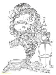 Funny Adult Coloring Pages With Fish Humour 1 10841 Unknown