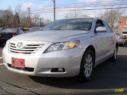2008 Toyota Camry XLE V6 in Classic Silver Metallic - 067634 ...