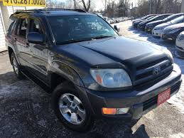 Used 2005 Toyota 4Runner Limited / Auto / Sunroof / 4WD / Alloys ...