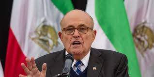 Twitter Users Needle Rudy Giuliani For Citing Wikipedia As Proof Of