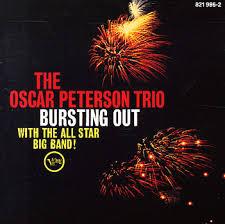 <b>Oscar Peterson</b> Trio : <b>Bursting</b> Out – With The All Star Big Band ...