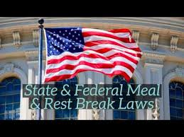 California Labor Law Sick Doctors Note State Federal Meal Rest Break Laws Broken Down By State