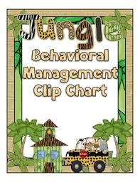 Chart Jungle Behavior Clip Chart Jungle
