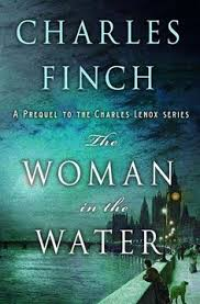 the woman in the water by charles finch expected publication february 20th 2018 by beautiful book coversbook