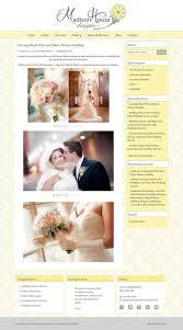 Wordpress Wedding Industry Website Design