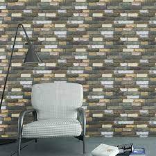 Brick Wall Stickers 3d - Novocom.top