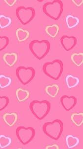 Cute Pink iPhone X Wallpaper HD
