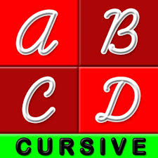 When some children learn how to write in cursive, reading clicks. Abby Pal Tracer Abc Cursive Hd By Hien Ton