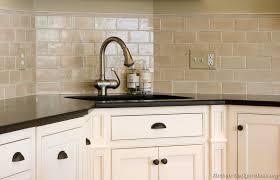 Subway Tile Backsplash Kitchen