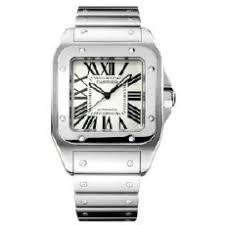 cartier watches for men and women cartier watches for men cartier men s w20060d6 santos galbee stainless steel watch