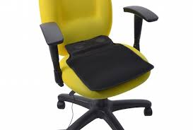 cooling office chair. Twin Fan USB Cooling Seat Cushion Office Chair C