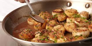Seared Scallops With Pan Sauce recipe ...