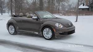 2013 Volkswagen Beetle convertible '70s edition - drive review ...