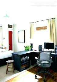 office and guest room ideas. Interesting Office Small Guest Room Ideas Storage Home Office  Inside Office And Guest Room Ideas G