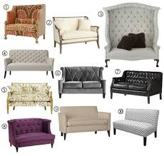 small couches for bedrooms. You Paid More Than Me: Loveseats And Settees For Under $500 | Favorite Furniture Pinterest Loveseats, Room Small Couches Bedrooms