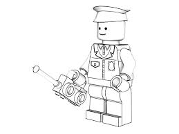 Lego Police Coloring Pages Lego Coloring Pages Lego Police Lego