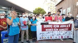 İzmir'de Suruç Katliamı anmasına saldıran polis saldırısı: Çok sayıda  gözaltı