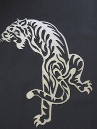 wall art stainless steel laser cut tiger awesome on die cut metal wall art with wall art stainless steel laser cut tiger awesome custom metal