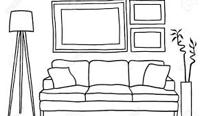 living room furniture clipart. clip art of living room furniture clipart download