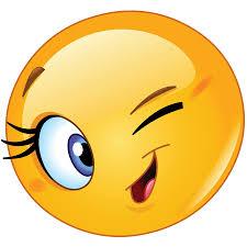 Cute Wink Cutes Smile Emoticon Smiley Clipart Smiley