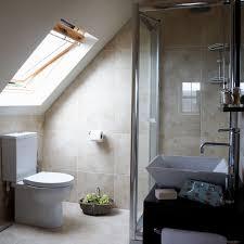 ensuite bathroom designs. 30. Make Space Beneath The Eaves Ensuite Bathroom Designs E