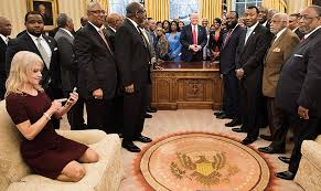 oval office furniture. Kellyanne Conway, Trump\u0027s Consultant, Is Criticized For Climbing Her Feet On Furniture Of The Oval Office