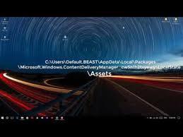 Microsoft Spotlight How To Find Windows Spotlight Lock Screen Images In Windows