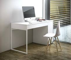 home office desk chairs chic slim. White Home Office Desk Chairs Chic Slim Modern  Furniture For Well