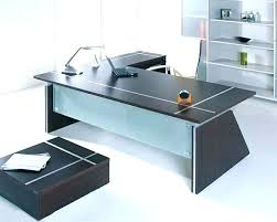 Office desk contemporary Table Decoration Executive Office Desk Furniture Modern Home Glass Aeroscapeartinfo Decoration Executive Office Desk Brilliant Modern Pertaining To
