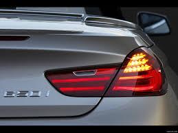 Bmw 650i Lights Bmw 6 Series Convertible 2012 Tail Light Wallpaper 112