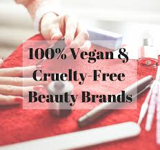 vegan beauty brands vegan beauty review vegan and free beauty fashion food and lifestyle