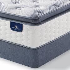 king mattress serta. Simple Serta Serta Perfect Sleeper Teddington Plush Cal King Mattress For