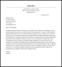 Customer Service Team Leader Cover Letter Professional Team Leader Cover Letter Sample Writing Guide