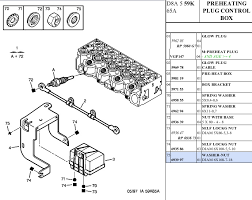 406oc co uk • view topic glow plug failure this corresponds to item 1150 on the wiring diagram steve linked to which appears to only have connections to the fusebox ground the injection ecu