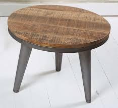Kleiner Runder Tisch Metall