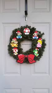 A Jolly Gallery Of Video GameThemed Christmas Trees And Ornaments Super Mario Christmas Tree