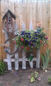 diy picket fence decor outdoor fence d on decorations picket fence decor ideas diy backyard f