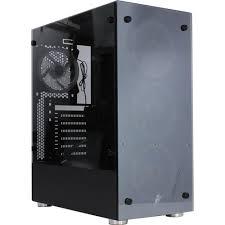 Miditower <b>1STPLAYER FIRE</b> DANCING V6 < V6-4R1> ATX Без БП ...