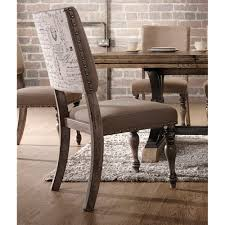 Driftwood Script Dining Chair - Metropolitan Collection | RC Willey  Furniture Store